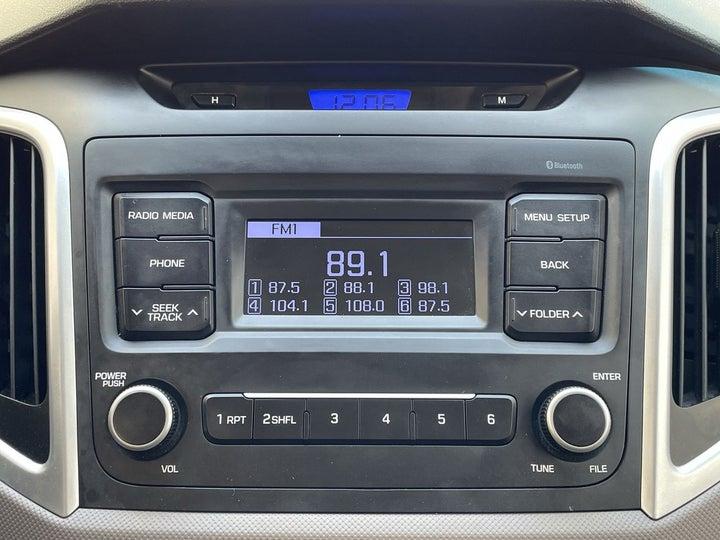 Hyundai Creta-INFOTAINMENT SYSTEM