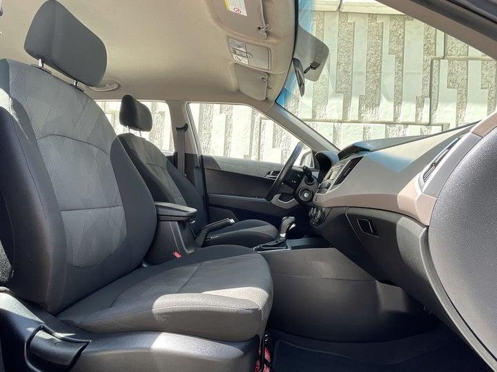 Hyundai Creta-RIGHT SIDE FRONT DOOR CABIN VIEW
