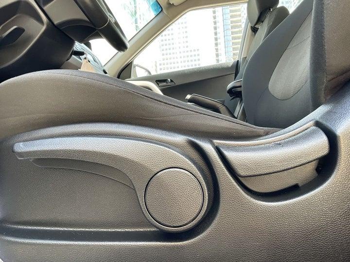Hyundai Creta-DRIVER SIDE ADJUSTMENT PANEL