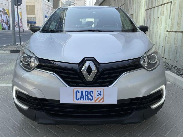 Renault Captur-FRONT VIEW