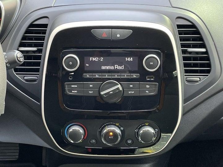 Renault Captur-INFOTAINMENT SYSTEM