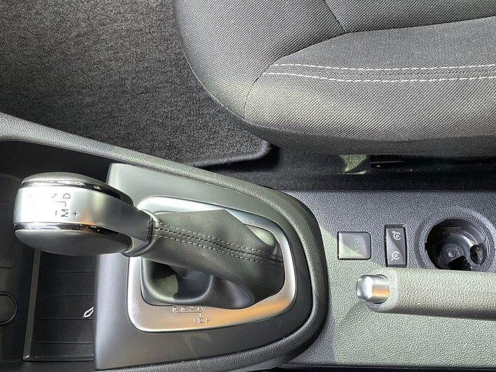 Renault Captur-GEAR LEVER