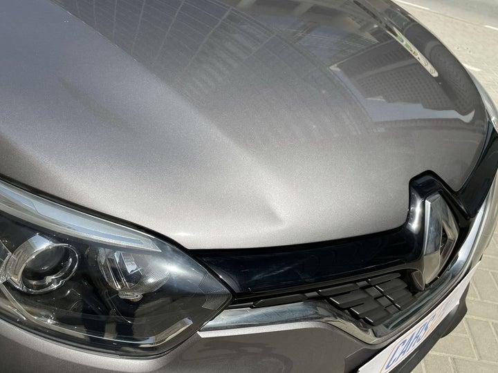 Renault Captur-Hood Dent(s) W/No Paint Dmg (PDR-1 dent)
