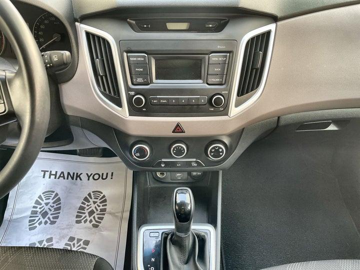 Hyundai Creta-CENTER CONSOLE
