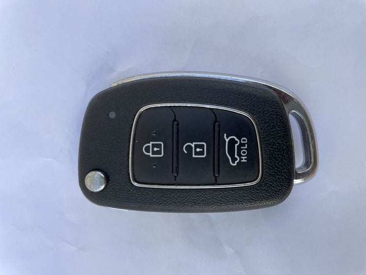 Hyundai Creta-KEY CLOSE-UP