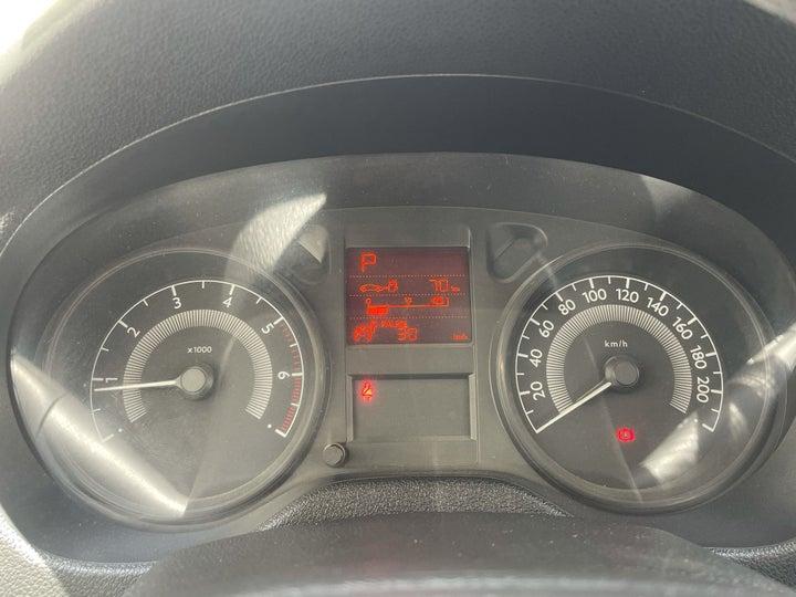 Peugeot 301-ODOMETER VIEW
