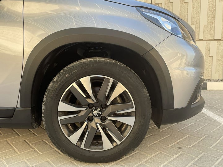 Peugeot 2008-RIGHT FRONT WHEEL