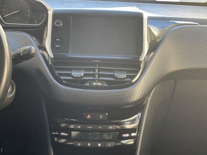 Peugeot 2008-CENTER CONSOLE