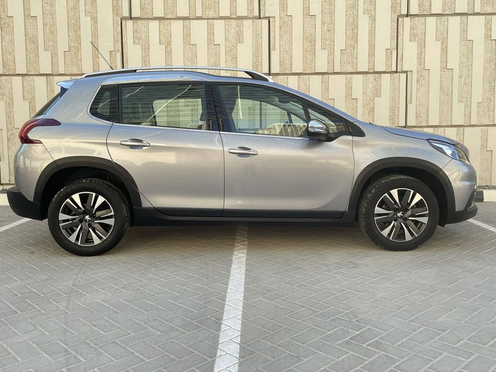 Peugeot 2008-RIGHT SIDE VIEW
