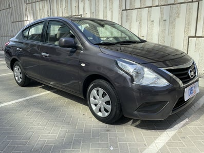 2019 Nissan Sunny SV