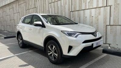 2018 Toyota Rav4 EX