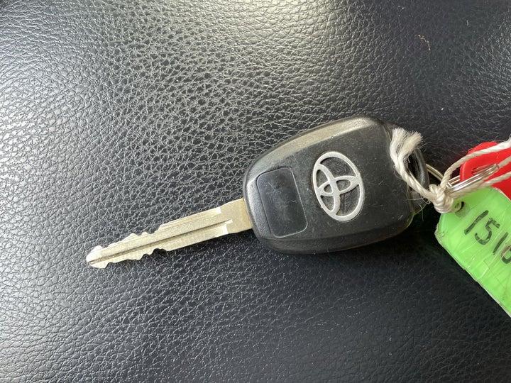Toyota Rav4-KEY CLOSE-UP
