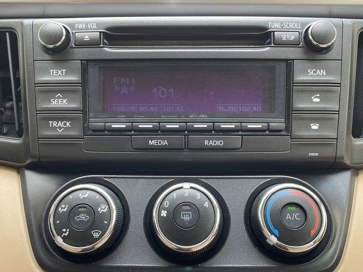 Toyota Rav4-INFOTAINMENT SYSTEM