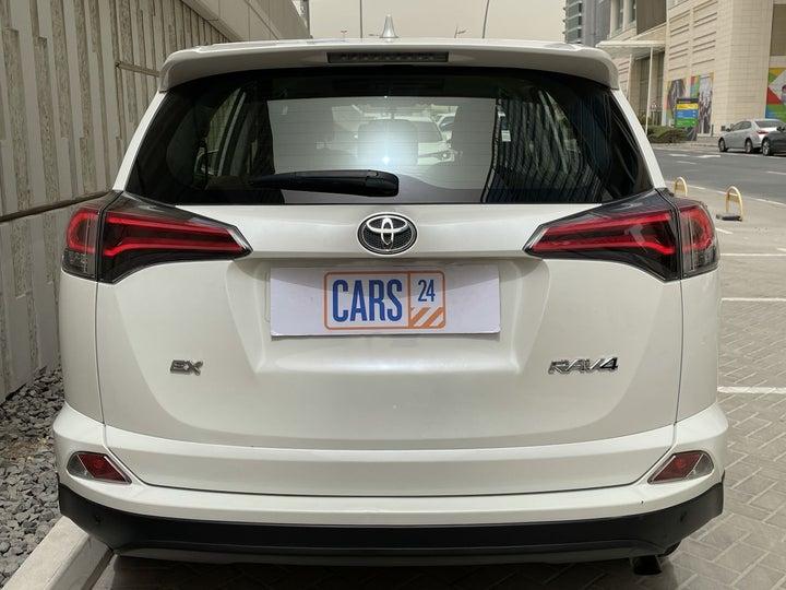Toyota Rav4-BACK / REAR VIEW
