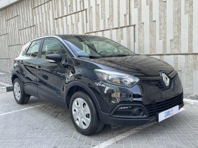 2017 Renault Captur PE