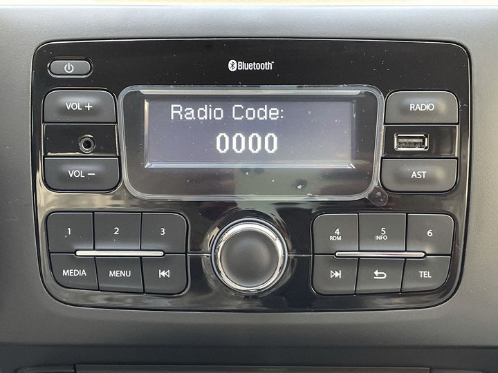 Renault Duster-INFOTAINMENT SYSTEM