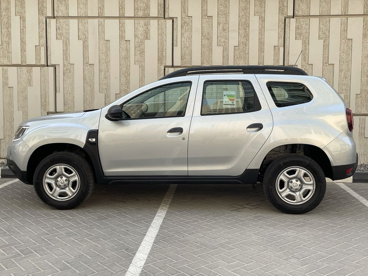 Renault Duster-LEFT SIDE VIEW