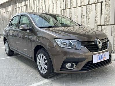 2020 Renault Symbol PE