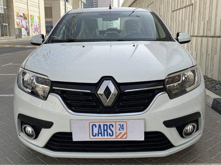 Renault Symbol-FRONT VIEW