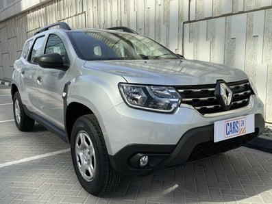 2020 Renault Duster PE
