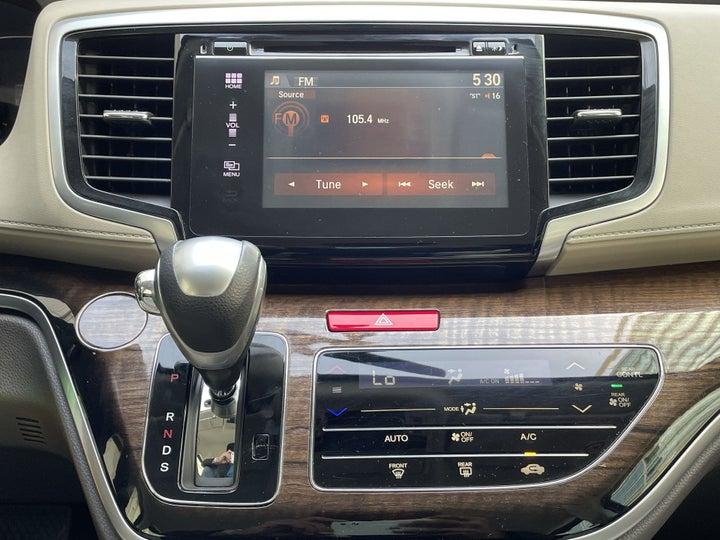Honda Odyssey-CENTER CONSOLE