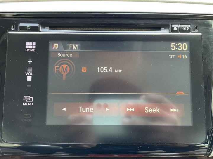 Honda Odyssey-INFOTAINMENT SYSTEM