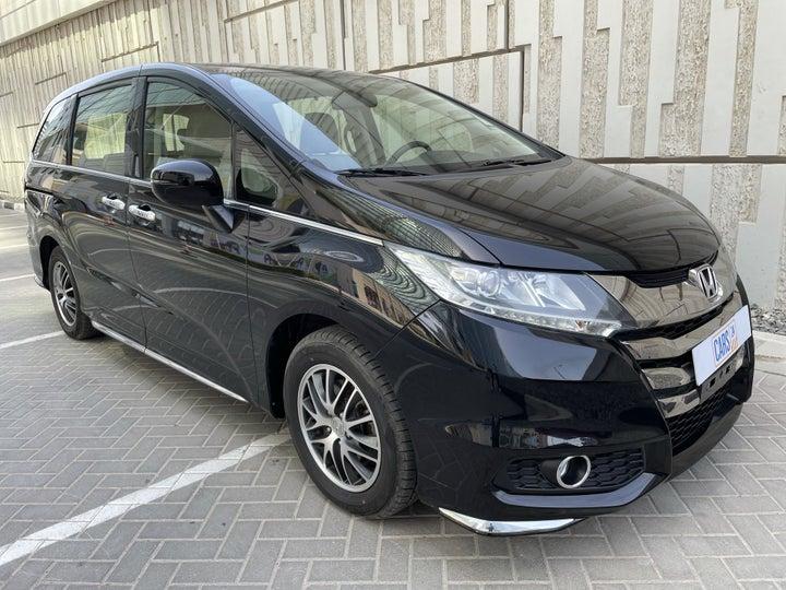 Honda Odyssey-RIGHT FRONT DIAGONAL (45-DEGREE) VIEW