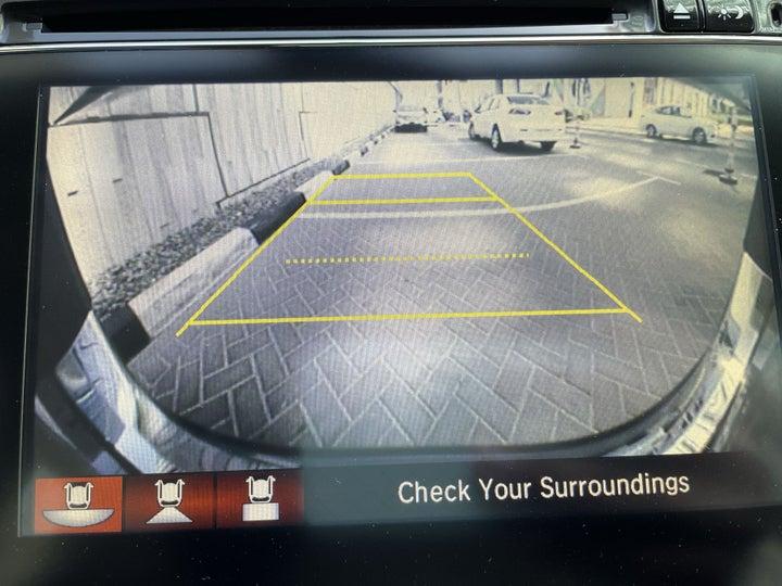 Honda Odyssey-PARKING CAMERA
