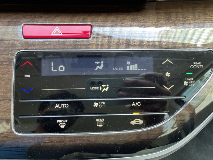 Honda Odyssey-AUTOMATIC CLIMATE CONTROL