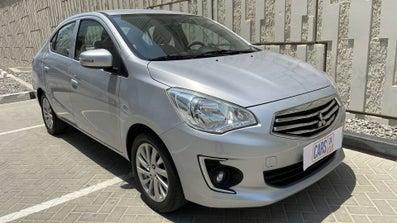 2019 Mitsubishi Attrage GLX