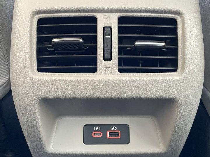 Nissan Altima-REAR AC VENT