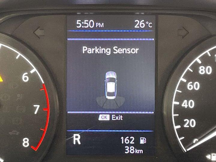 Nissan Altima-PARKING SENSOR