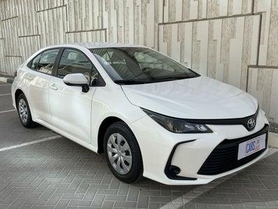 2020 Toyota Corolla 1.6 XLi