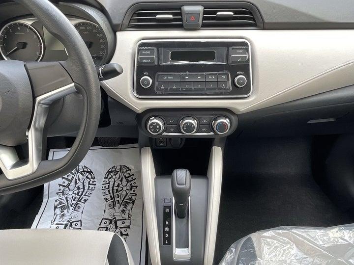 Nissan Sunny-CENTER CONSOLE