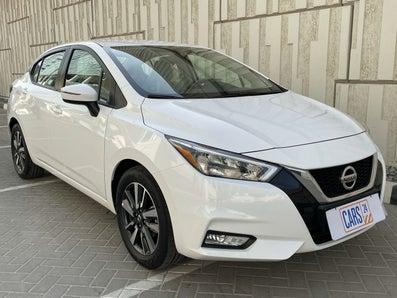 2020 Nissan Sunny SV