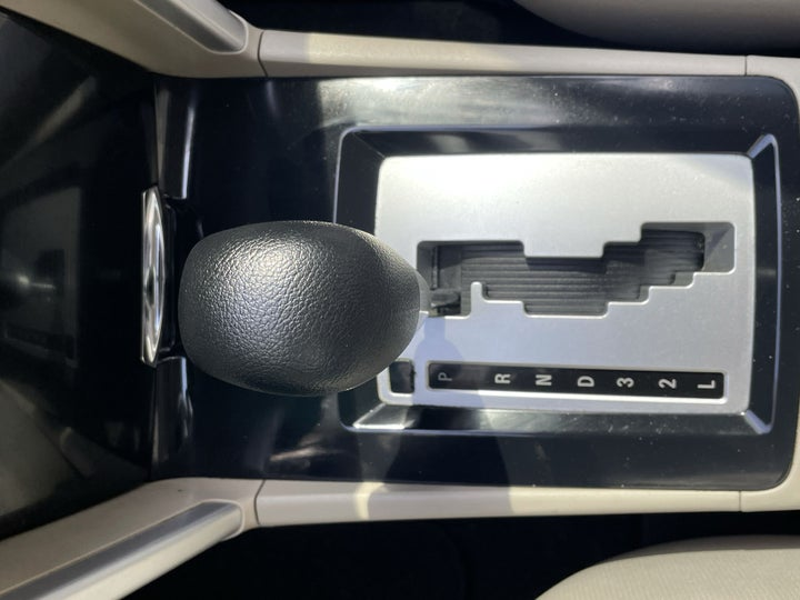 Mitsubishi Lancer-GEAR LEVER