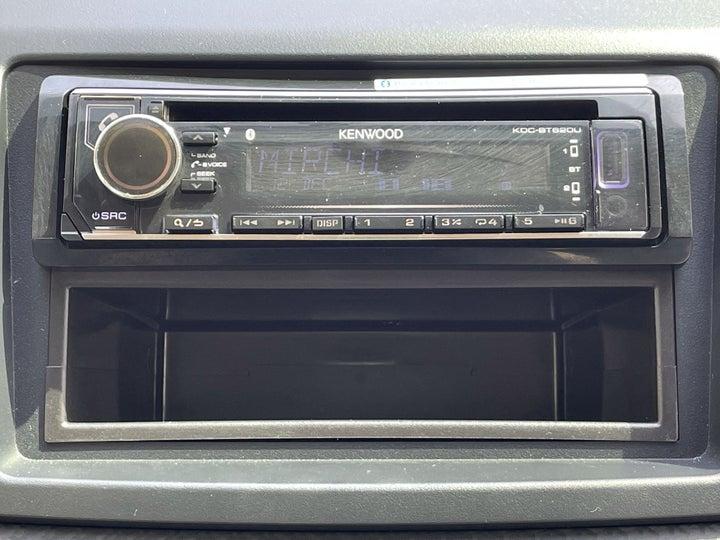 Mitsubishi Lancer-INFOTAINMENT SYSTEM