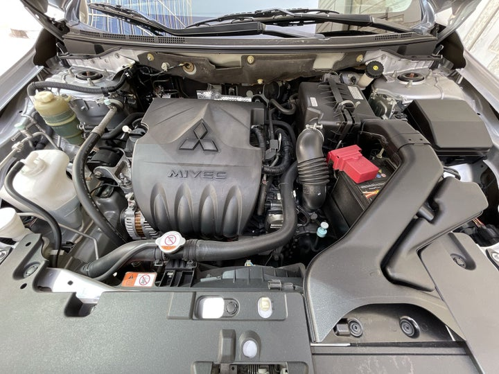 Mitsubishi Lancer-OPEN BONNET (ENGINE) VIEW