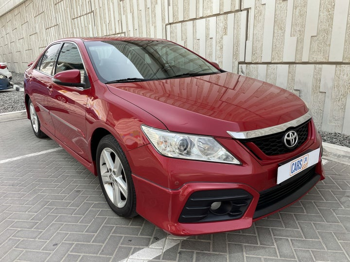Toyota Aurion-RIGHT FRONT DIAGONAL (45-DEGREE) VIEW