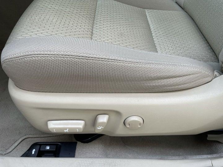 Toyota Aurion-DRIVER SIDE ADJUSTMENT PANEL