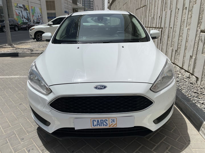 Ford Focus-FRONT VIEW