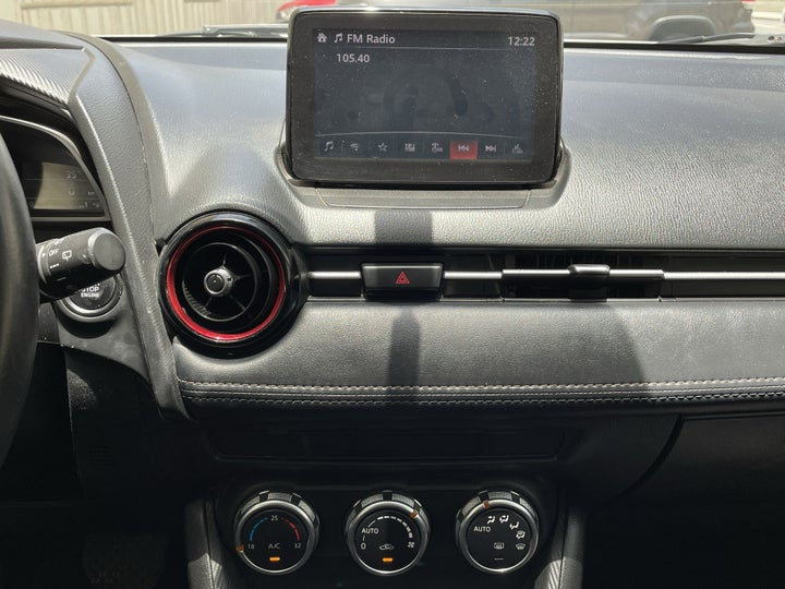 Mazda CX 3-CENTER CONSOLE