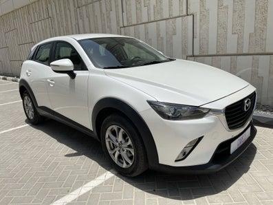2018 Mazda CX 3 GS