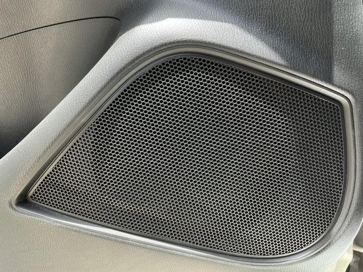Mazda CX 3-SPEAKERS