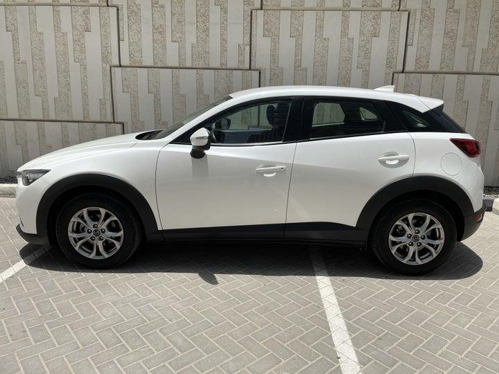 Mazda CX 3-LEFT SIDE VIEW