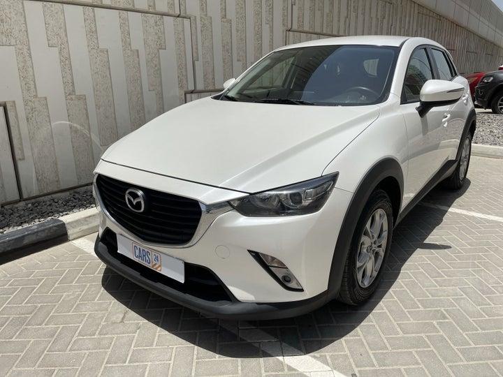 Mazda CX 3-LEFT FRONT DIAGONAL (45-DEGREE) VIEW