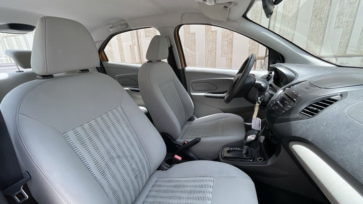 Ford Figo-RIGHT SIDE FRONT DOOR CABIN VIEW