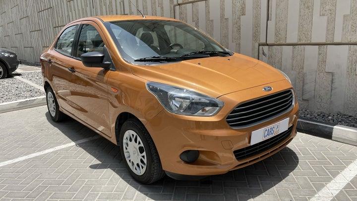 Ford Figo-RIGHT FRONT DIAGONAL (45-DEGREE) VIEW