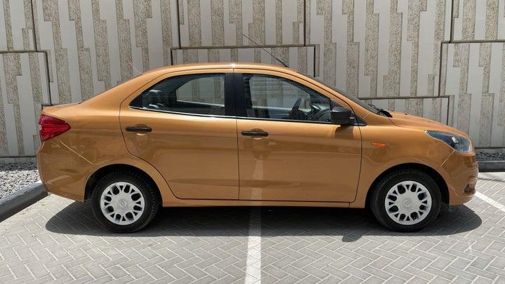 Ford Figo-RIGHT SIDE VIEW