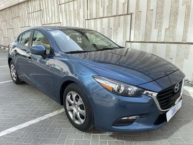 2018 Mazda 3 1.6L
